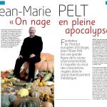 Jean-Marie Pelt, un éveilleur de conscience nous a quitté.