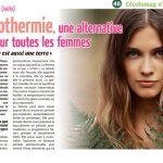 symptothermie, permaculture, cycle féminin, pryska Ducoeurjoly