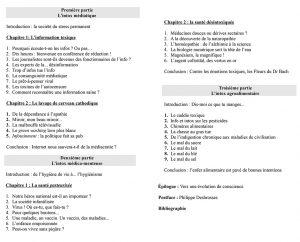 Sommaire du livre La Societé toxique, de Pryska Ducoeurjoly